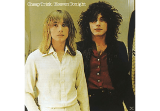 Cheap Trick - HEAVEN TO NIGHT - (CD)
