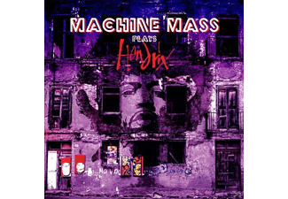 Machine Mass - Plays Hendrix - (CD)