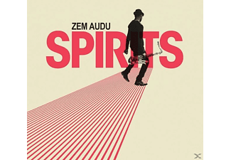Zem Audu - Spirits - (CD)