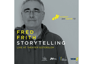 Frith Fred - Storytelling - (CD)