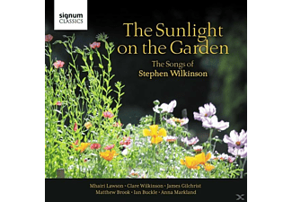 VARIOUS - The Sunlight on the Garden-Songs - (CD)