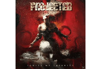 Projected - Inite My Insanity - (CD)