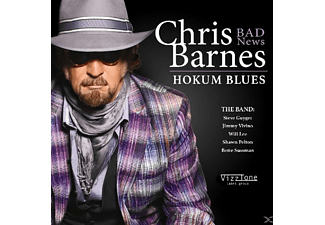Chris -bad News- Barnes - Hokum Blues - (CD)