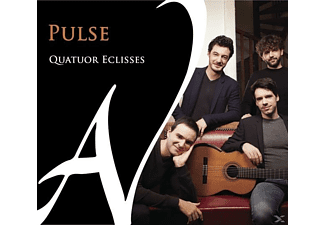 Quatuor Eclisses - Pulse - (CD)