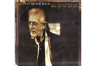 John Mayall - BLUES FOR THE LOST DAYS - (CD)