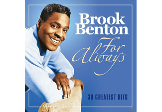 Brook Benton - For Always-30 Greatest Hits - (CD)