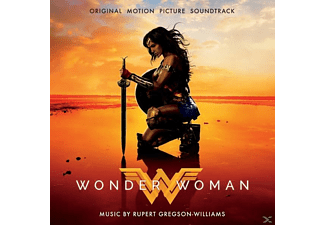 Rupert Gregson-Williams - Wonder Woman - (Vinyl)