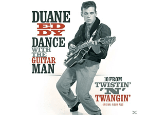Duane Eddy - Dance With The Guitar Man - (Vinyl)