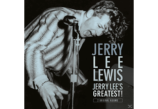 Jerry Lee Lewis - Jerry Lee Lewis & Jerry Lee's Greatest - (Vinyl)