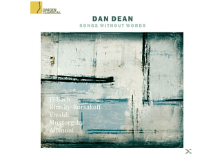 Dan Dean - Songs Without Words - (CD)