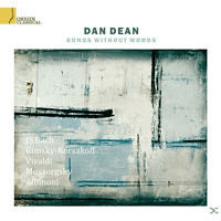 Dan Dean - Songs Without Words [CD]