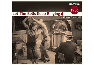 VARIOUS - Let The Bells Keep Ringing-1956 - (CD)