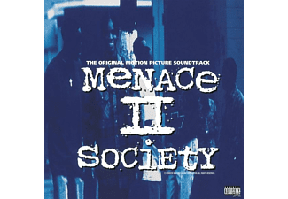 O.S.T. - Menace II Society - (Vinyl)