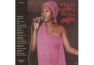 Marcia Griffiths - Naturally/Steppin' (2 Albums On 1 CD) - (CD)