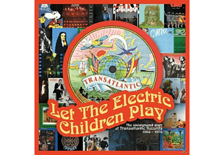 VARIOUS - Let The Electric Children Play - (CD)