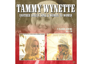 Tammy Wynette - Another Lonely Song/Woman To Woman - (CD)