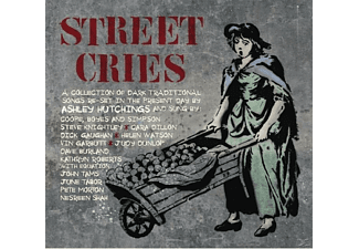 Ashley Hutchings - Street Cries - (CD)