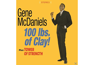 Gene Mcdaniels - 100 Lbs.Of Clay!+Tower Of Strength+6 Bonus - (CD)