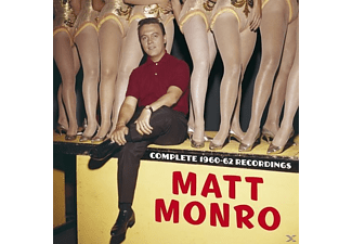 Matt Monro - Complete 1960-62 Recordings - (CD)