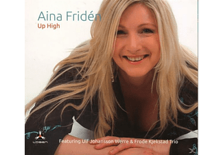 Aina Fridén - Up High - (CD)