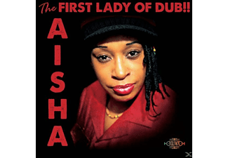 Aisha - The First Lady of Dub - (CD)