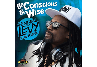 GENERAL LEVY/JOE ARIWA - Be Conscious and Wise - (CD)