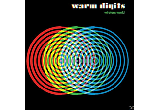 Warm Digits - Wireless World - (LP + Download)