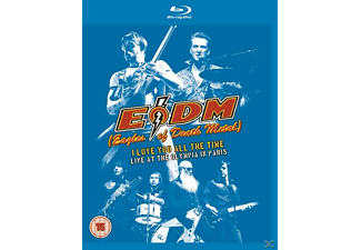 EODM (Eagles Of Death Metal) - I Love You All The Time: Live At The Olympia Paris - (Blu-ray)