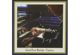 Rolf Plagge - Grand Piano Masters - Carnaval - (CD)