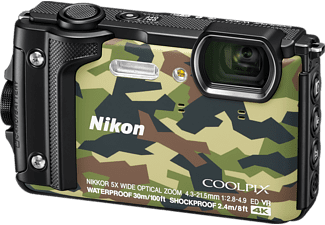 NIKON Appareil photo compact Coolpix W300 (VQA073E1)