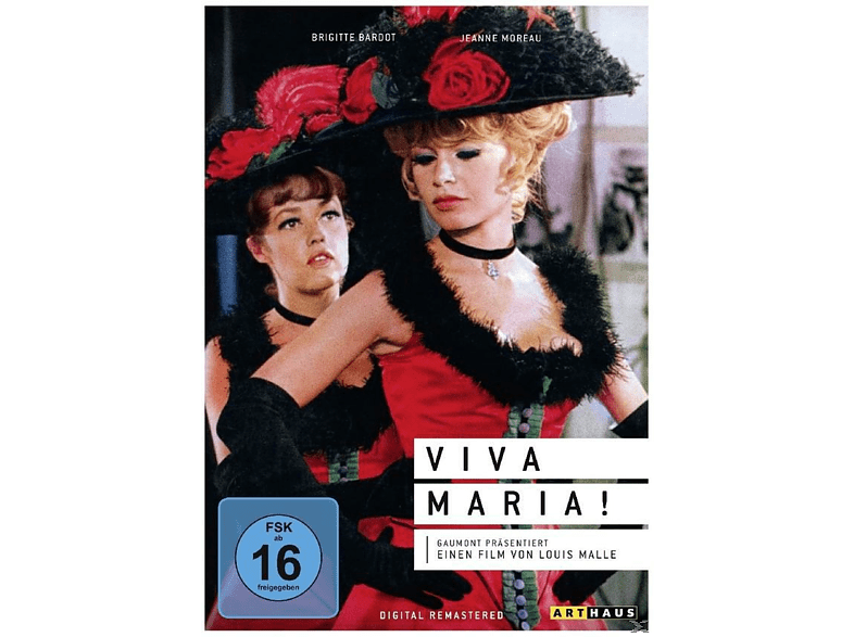 Viva Maria! (Digital Remastered) [DVD]