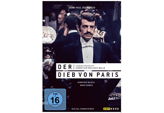Der Dieb von Paris (Digital Remastered) - (DVD)