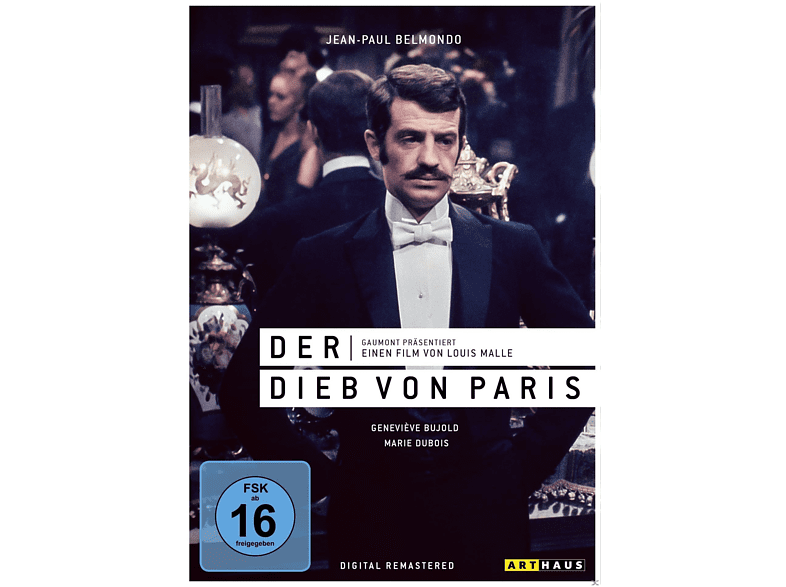 Der Dieb von Paris (Digital Remastered) [DVD]