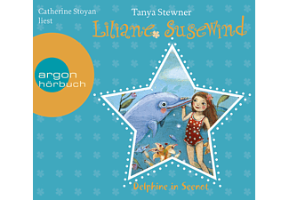 Liliane Susewind: Delphine in Seenot - 2 CD - Kinder/Jugend
