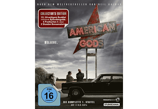 American Gods - Staffel 1 (Collector's Edition) - (Blu-ray)