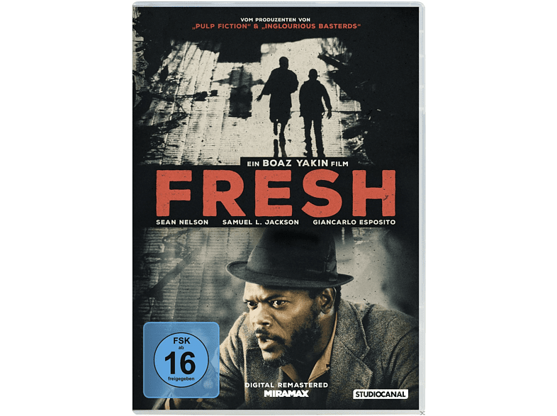 Fresh (Digital Remastered) [DVD]