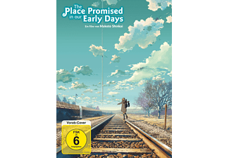 The Place Promised in Our Early Days - (DVD)