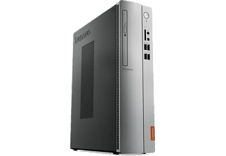 LENOVO  Tower 510S Intel®Core™i3-7100 3.9Ghz-4 GB DDR4 Ram-1 TB HDD-GT730 2GB DDR3-Win10  90GB006MTX