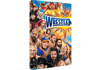 Wrestlemania 33 - (DVD)