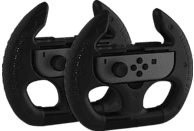 ABP TECHNOLOGY LIMITED. Joy-Con Racing Wheel , Lenkrad - Doppelpack, Schwarz