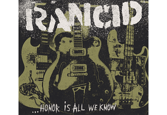 Rancid - Honor Is All We Know (Deluxe Edition) (Vinyl LP + CD)