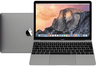 "APPLE MacBook 12"" Retina (2017) asztoszürke Core i5/8GB/512GB SSD (mnyg2mg/a)"