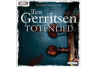 Totenlied - 1 MP3-CD - Krimi/Thriller