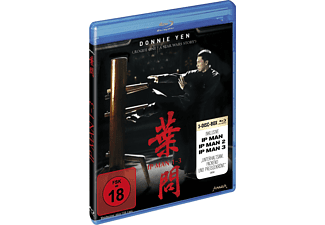 IP Man 1-3 - (Blu-ray)