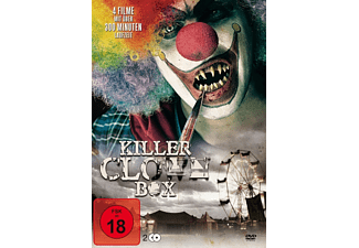 Killer Clown Box - (DVD)