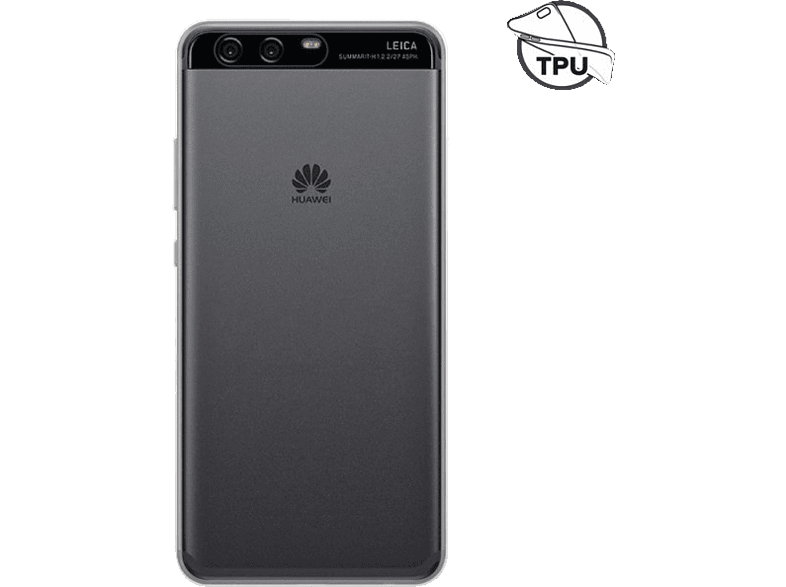 Sottile Backcover Huawei P10 Polycarbonat/Thermoplastisches Polyurethan Transparent   08020252084643