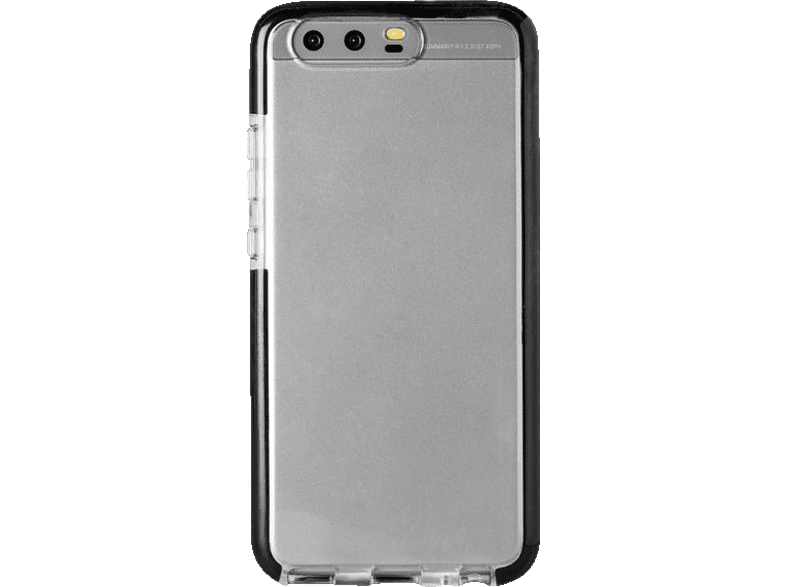 Denso Backcover Huawei P10 Polycarbonat/Thermoplastisches Polyurethan Schwarz   08020252084377
