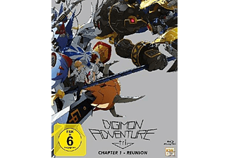 Digimon Adventure tri. Chapter 1 – Reunion - (Blu-ray)