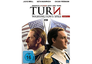 Turn Washington´s - Spies Staffel 3 - (DVD)
