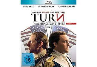 Turn Washington´s - Spies Staffel 3 - (Blu-ray)